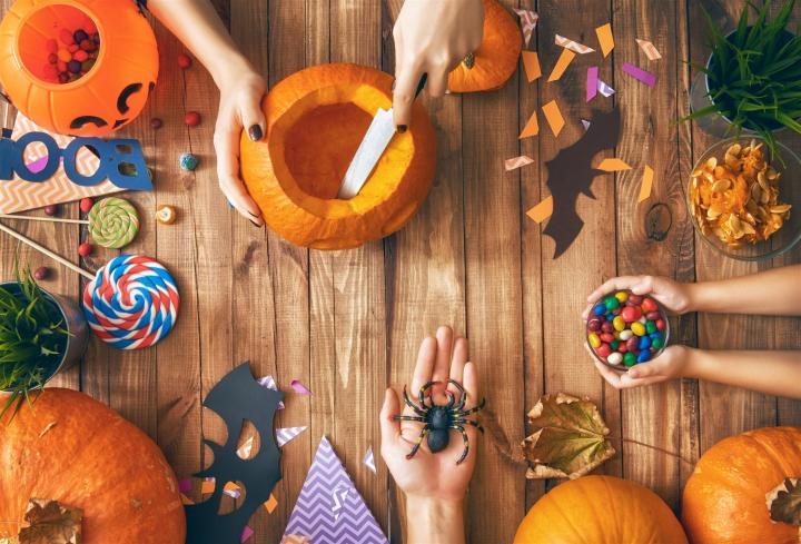 Conseils et astuces pour une fête d' Halloweenéco-responsable