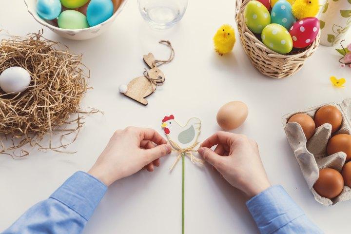5 astuces pour des fêtes de Pâques éco-responsables