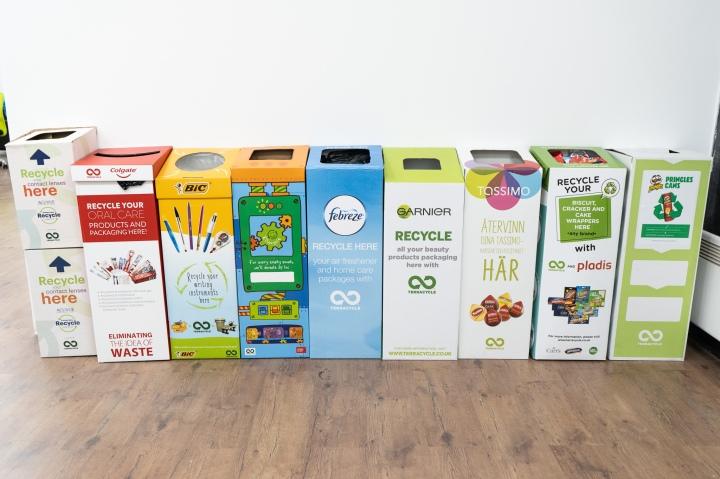 Recycler avec TerraCycle : Le guide pour lesdébutants