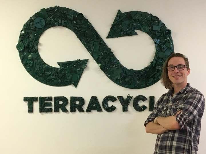 Rencontre avec Evan Udelsman, design junkie chezTerraCycle