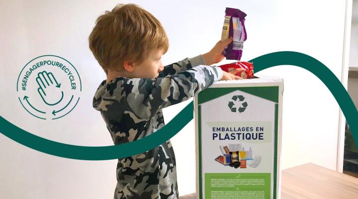 Pendant 21 jours, vous avez recyclé davantage : voici ce qui s'estpassé